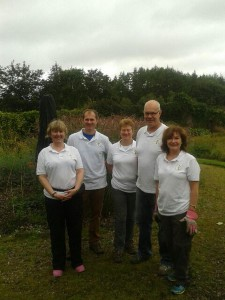 Walled Garden Tidy Committee